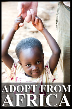 Adopt From Africa